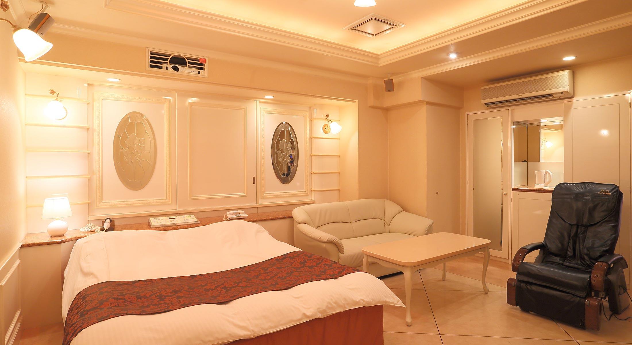 Room204 Hotel Fine Garden Kuwana