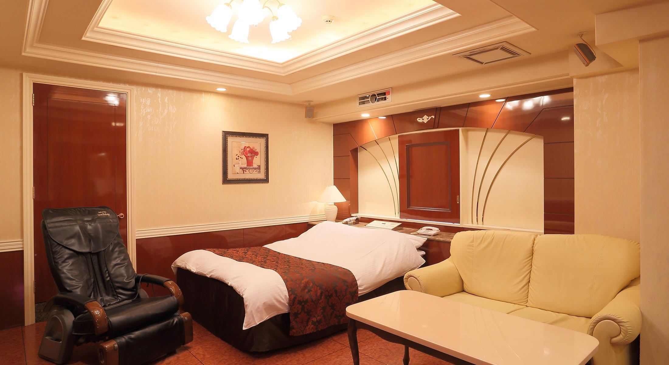 Room404 Hotel Fine Garden Kuwana